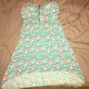 🌼Poetry Women's Size Large Low To High Dress🌼